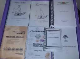 Apostilas de curso e livros