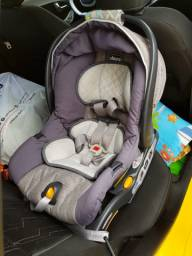 Carrinho e bebê conforto - Chicco Bravo