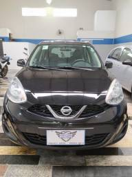 Nissan March 1.0 2015 - através de consórcio