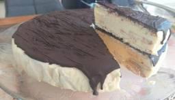 Torta alemã / sobremesa / doce saboroso /