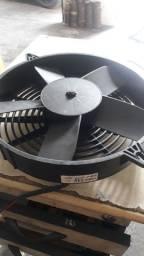 Eletro ventilador 24vlts valor 170 reais