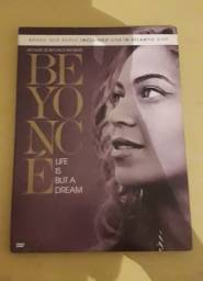 DVD DUPLO BEYONCÉ - LIFE IS BUT A DREAM + LIVE AT ATLANTIC CITY