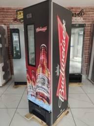 Título do anúncio: Cervejeira Slim 4 Caixas Vn28 Metalfrio