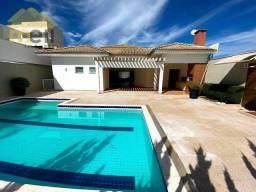 Título do anúncio: Casa alto padrão para venda no condomínio Quinta das flores - 3 suítes - Mell Imoveis