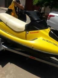 Jet Ski Kawasaki 750 ano 95 2T
