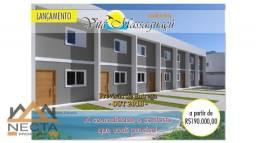 Sobrado com 2 dormitórios à venda, 80 m² por r$ 220.000 - massaguaçu - caraguatatuba/sp
