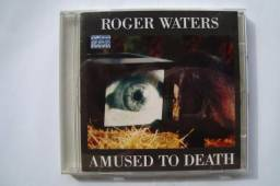 Cd Roger Waters - Amused To Death - 1992