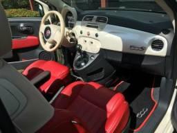 Fiat 500 Cabriolet (o mais novo de Belém) - 2014