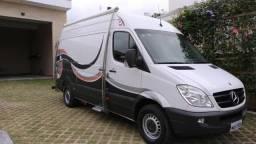 Motor Home Sprinter 2014 Novíssimo, aceita Imóveis em Itapoá e Veículos de menor valor - 2014