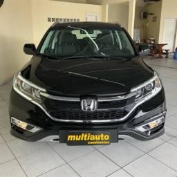 HONDA CRV 2016/2016 2.0 EXL 4X4 16V FLEX 4P AUTOMÁTICO - 2016