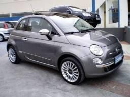 FIAT 500 LOUNGE 1.4 16V 2P MANUAL - 2010