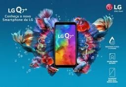 LG Q7+ 1 ano de Garantia