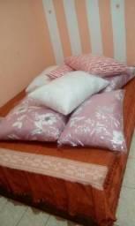 Travesseiro fibra siliconada super resistente