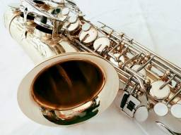 Sax alto Weril master laqueado