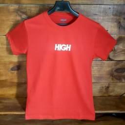 Camisa da High e Grizzly