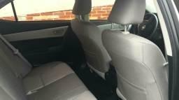 Corolla automático 2017 Único dono - 2017