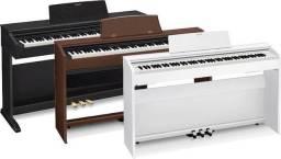 Piano digital em 12x sem juros! (novos e seminovos)