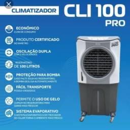 Climatizador evaporativo/temos para pronta entrega