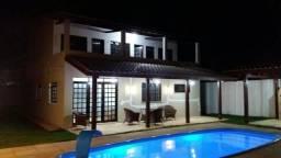 Casa 4 Quartos, Piscina E Deck /Churrasqueira- No Porto Das Dunas Próximo Ao Golf Ville