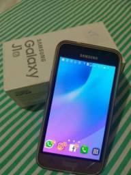 Vendo um (Samsung Galaxy J1 2016 Normal) Funcionando Perfeitamente sem Marcas de Uso!