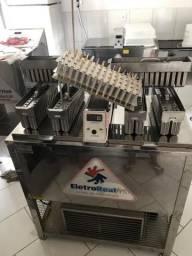 Máquina de picolé e sorvete/açaí