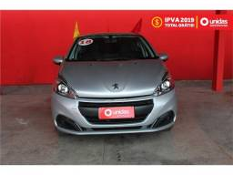 Peugeot 208 1.2 active 12v flex 4p manual - 2018