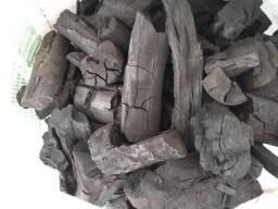 Carvão de elcalipto