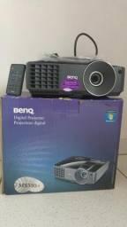 Projetor digital Retroprojetor Benq MS 500+