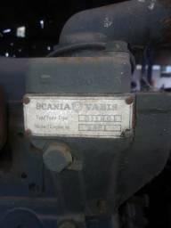 Motor Scania 111 6cc