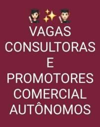 Consultoras e Promotores Comercial