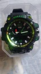 Relógio Smael original, a Prova de água, com garantia. Entrego!