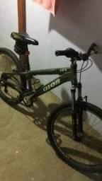 Vendo bike 700 reais aceito rolo