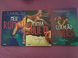 Coleção 3 livros Leisa Rayven