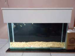 Aquário em vidro 8 mm