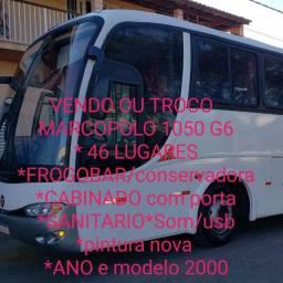 G6 COM 46 LUGARES E BANHEIRO