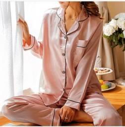 Pijama no cetim