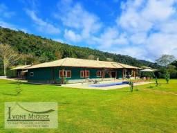 Casa à venda com 5 dormitórios em Vale das videiras, Paty do alferes cod:3059