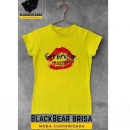 T-Shirts Customizadas BlackBear Brisa