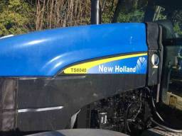 Trator New Holland TS 6040 2013