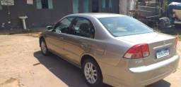 HONDA CIVIC  2005 AUTOMATICO  COMPLETO!!!