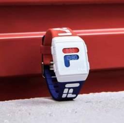 Relógio esportivo FILA digital