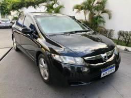 Honda/civic sedan lxs 1.8 flex - 2009