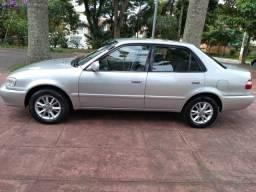 Corolla XEI 1.8 Prata 1999 (MANUAL) - 1999
