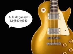 Aula de guitarra para crianças e iniciantes