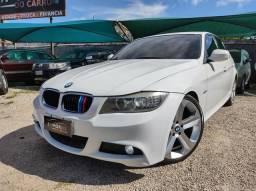 BMW 318IA 2012 Interior Bege TOP (Extra) Troco, financio e Facilito no Cartão - 2012