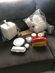 Kit embalagens para delivery (parcelo)