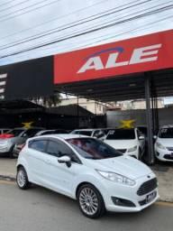 New Fiesta Titanium 2015 Automático/ Apenas 40.000 km