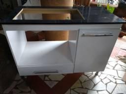 Armário para fogão e forno