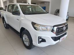 Toyota Hilux Sr automática 2020/20