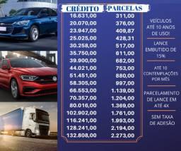 Consórcio para veículos